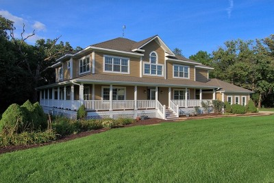 Mc Henry County Single Family Home For Sale: 15517 Nelson Road