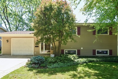 Buffalo Grove Single Family Home Price Change: 127 Mohawk Trail