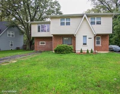 Markham Single Family Home For Sale: 15755 Whipple Avenue