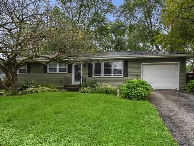 New Lenox Single Family Home For Sale: 128 Barbara Lane
