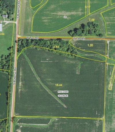 Ogle County Residential Lots & Land For Sale: 000 Butternut Road