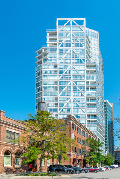 Chicago Condo/Townhouse Re-Activated: 510 West Erie Street #1607