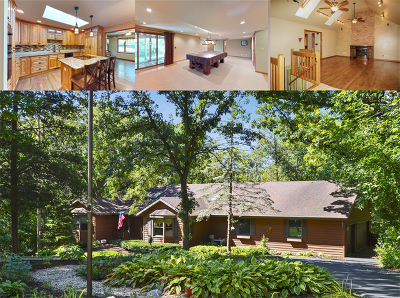 Marengo Single Family Home For Sale: 7517 North Hill Road