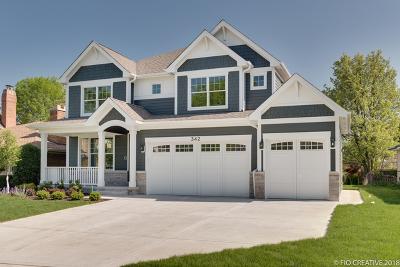 Elmhurst Single Family Home For Sale: 342 Sherman Avenue