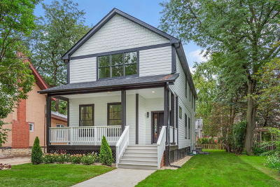 La Grange Single Family Home For Sale: 343 8th Avenue