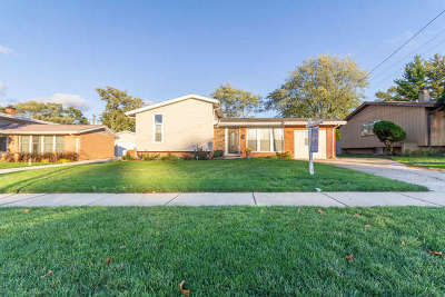 Lombard Single Family Home For Sale: 809 Chase Lane