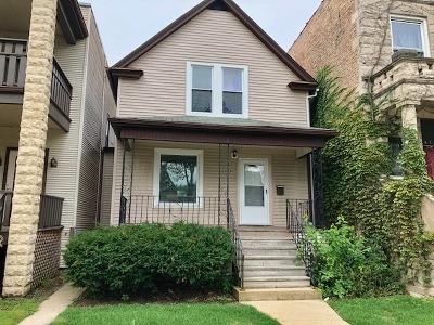 Forest Park Single Family Home For Sale: 827 Beloit Avenue
