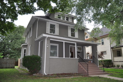 Kankakee Single Family Home For Sale: 551 South Rosewood Avenue