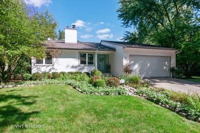 Wheaton Single Family Home For Sale: 1925 Gladstone Drive