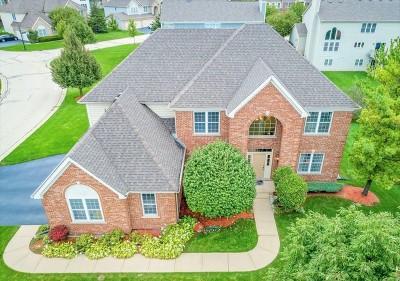 Lake In The Hills Single Family Home Price Change: 505 Barton Creek Drive