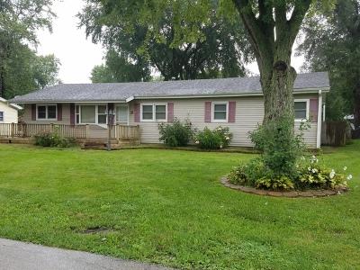 Kankakee Single Family Home Price Change: 6 Waldron Avenue