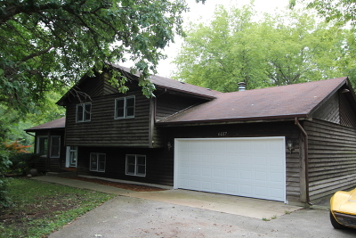 Woodstock Single Family Home For Sale: 6117 South Il Route 47