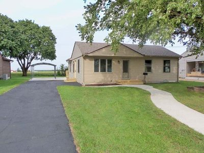 Ogle County Single Family Home For Sale: 424 North Hannah Avenue