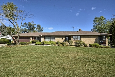 Lockport Single Family Home For Sale: 906 East Division Street