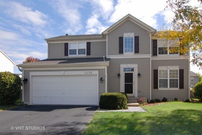 Montgomery Single Family Home For Sale: 2438 Sir Barton Lane