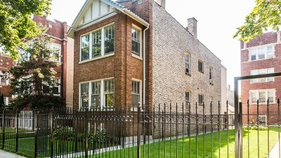 Multi Family Home For Sale: 6230 North Bell Avenue