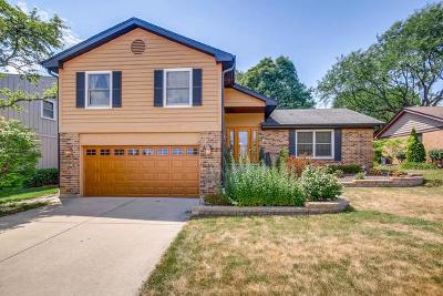 Wheaton Single Family Home Price Change: 1514 Castlewood Drive