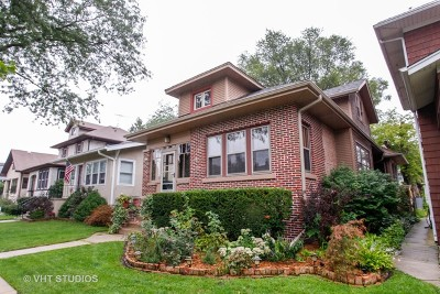 Oak Park Single Family Home For Sale: 1016 Hayes Avenue