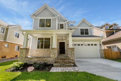 Wilmette Single Family Home For Sale: 2019 Washington Avenue