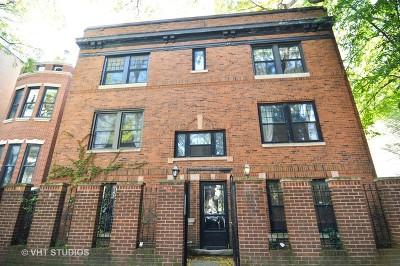 Condo/Townhouse For Sale: 1137 West Lill Avenue #3W
