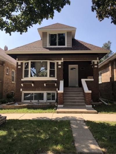 Berwyn Single Family Home For Sale: 1416 Highland Avenue
