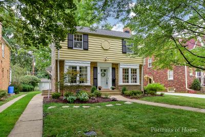 La Grange Park Single Family Home For Sale: 715 North Kensington Avenue