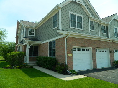 Libertyville Condo/Townhouse For Sale: 1846 Torrey Parkway #1846