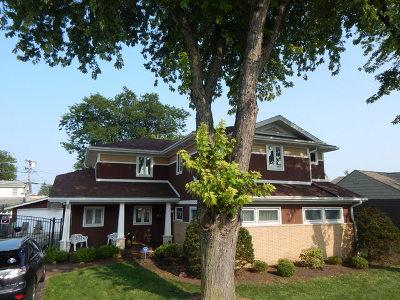 Norridge Single Family Home For Sale: 4815 North Chester Avenue