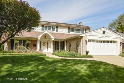 Arlington Heights Single Family Home For Sale: 1206 South Salem Lane