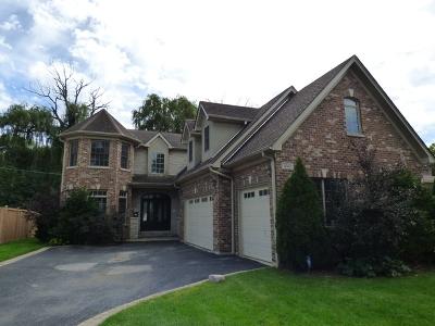 Highland Park Single Family Home For Sale: 1062 Golf Avenue