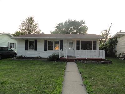 Posen Single Family Home For Sale: 14740 South Whipple Street