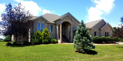 Kankakee Single Family Home For Sale: 3286 Edgewater Drive