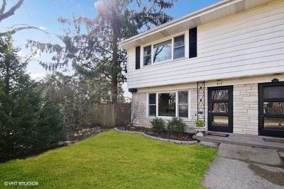 Wilmette Condo/Townhouse For Sale: 417 Greenleaf Avenue