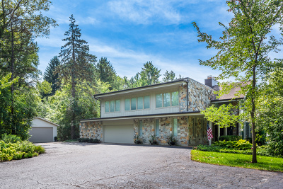 Lake Forest Single Family Home For Sale: 1266 Winwood Drive