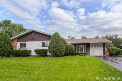 Lombard Single Family Home For Sale: 2s565 Lloyd Avenue