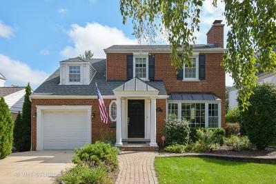 Arlington Heights IL Single Family Home New: $475,000
