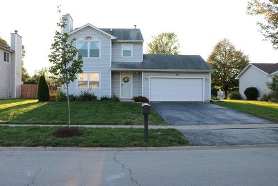 Joliet Single Family Home Re-Activated: 915 Addleman Street