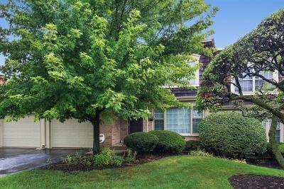 Oak Brook Condo/Townhouse For Sale: 2s641 Avenue Normandy East