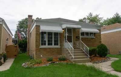 Berwyn Single Family Home Re-Activated: 6915 29th Street