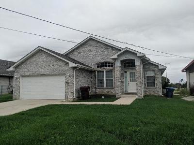 Sauk Village Single Family Home For Sale: 22134 Cornell Avenue