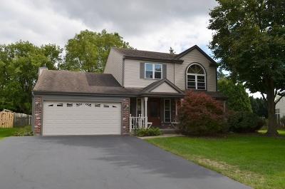 Cary Single Family Home Price Change: 725 Royal Glen Drive