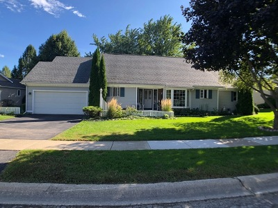 Woodstock Single Family Home For Sale: 11411 Halma Lane