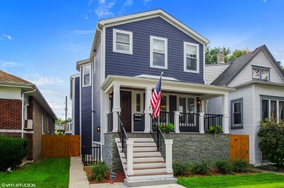 Single Family Home Price Change: 2239 West Carmen Avenue