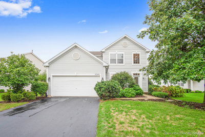 Aurora Single Family Home For Sale: 2340 Shiloh Drive