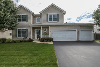 Oswego Single Family Home For Sale: 457 Raintree Drive