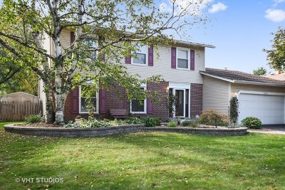 Downers Grove Single Family Home For Sale: 1491 Concord Drive