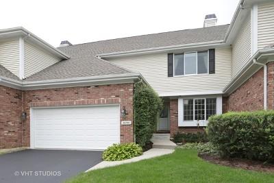 Grayslake Condo/Townhouse For Sale: 32790 North Stone Manor Drive