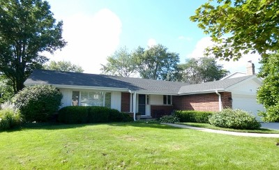 Arlington Heights Single Family Home For Sale: 12 South Princeton Court