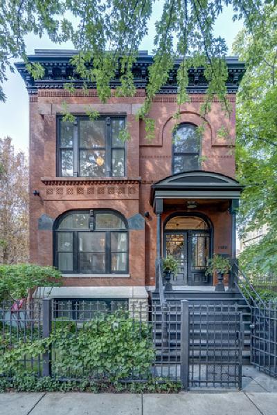 Single Family Home For Sale: 1138 North Hoyne Avenue