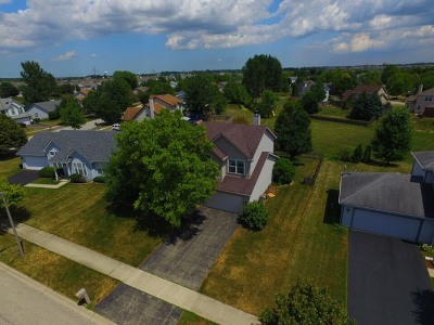Oswego Single Family Home For Sale: 704 Cornell Drive